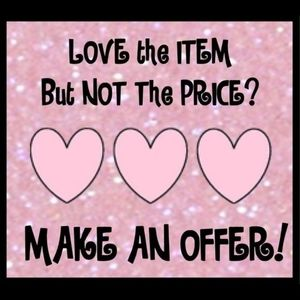 I LOVE OFFERS! ❤